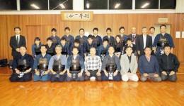 剣道部OBOG会